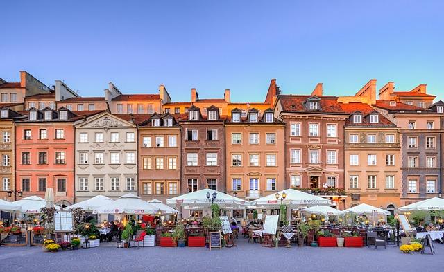 מלונות מומלצים בורשה