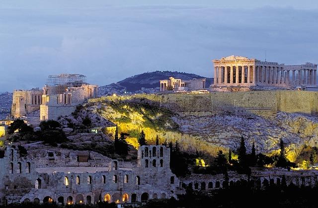 מלונות מומלצים באתונה